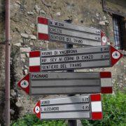 Escursioni triangolo lariano