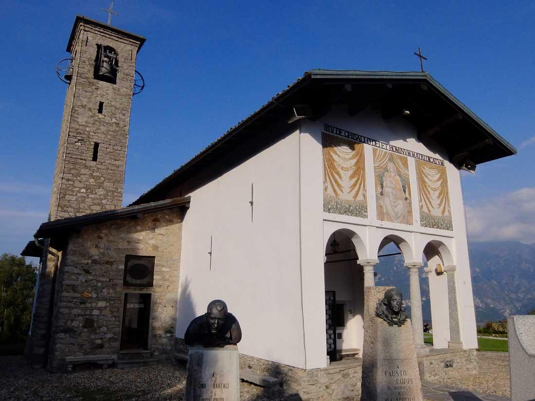 Santuario della Madonna del Ghisallo